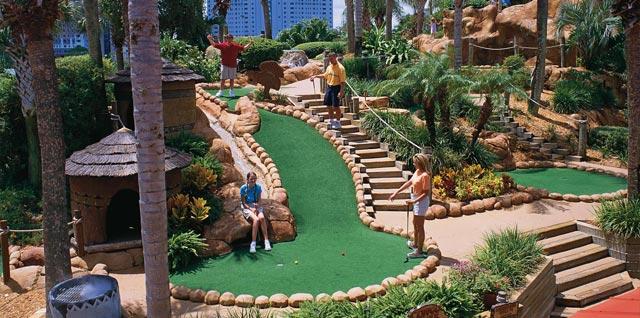 Congo River Golf Best Miniature Golf In Florida
